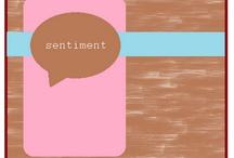 Card Challenge Blogs / by Jill Elmer