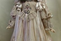 shabby chic doll