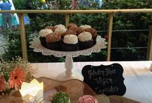 Wedding Cake Ideas / Simple yet elegant ideas to display your beautiful wedding cake