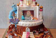 Magic nice cakes / Dit bord Magic Nice Cake is NIET van mij zelf, maar ter inspiratie !!!