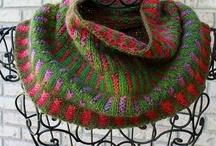 Knitting colour work