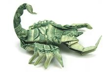 dollar art / Origami