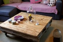 Raklap bútor (furnitures)