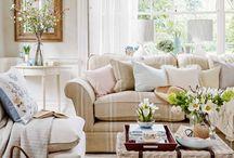 country livingroom
