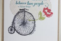 STAMPING, CARDS, PUNCH ART / by Cindy Lee