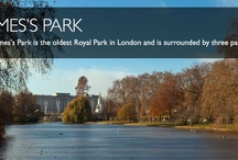 Relax (Parks) / London is the greenest city in Europe don't you know!?
