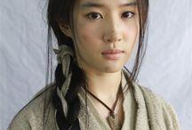 Tibetan Beautiful Girl