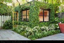 A Garden Cottage / by Sally Reynolds Kenny