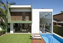 Inspiring homes and architecture / Wonderfully built homes and jaw dropping buildings to be seen