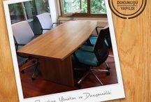 Çağın Dokunuşu / Ofis mobilyalarında Çağın Ofis Mobilyaları'nı tercih eden müşterilerimizden kareler