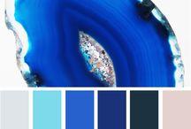 Blue Hues   blue colour inspiration