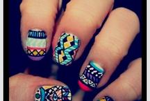 nails / by Brittnee Franke