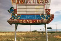 Route 66 kinda stuff / by Betty Tindle