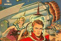 sci fi comics