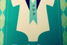 Little Man or Little Gentleman Baby Shower or 1st Bday / by Marcia Suarez Galan