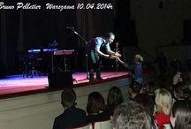 Koncert w Polsce - Warszawa 10.04.2014