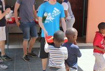 St David's Marist Inanda Service Camp: Lerato / The boys from St David's Marist spent the day at Lerato. A school from grade 0 to grade 3 while on their service camp.