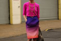 Fashion: Colours
