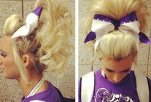 Cheerleading  / by Sarah Hogenson