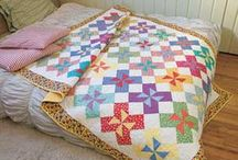Quilt Projects to Try / by Judy Dramnitzki Carpenter