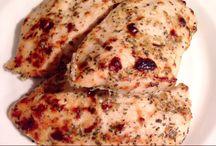 WW Chicken Dishes / by Heather Kiegel