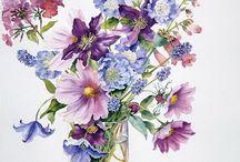 Watercolour Art / by Janes Apple