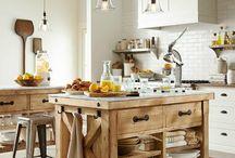 interior design / kitchen trolleys