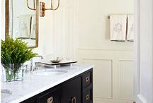 Gorgeous Bathrooms / Design and style ideas for hall bathrooms, master bathrooms, and more.