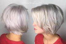 hår og farge