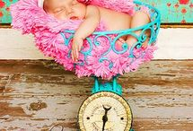 New born shoot ideas / Some pics... Well might be far fetched... But hey