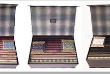 Precut fabric kit / #yarn dye fabric #precut fabric #patchwork #haori taiwan