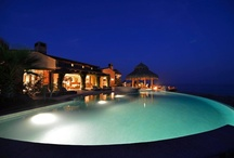 Pools / Featuring luxury pool and backyard entertainment ideas from properties represented by Hilton & Hyland