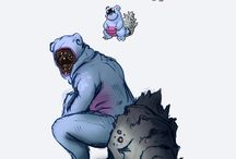 Pokemon Fusion etc.