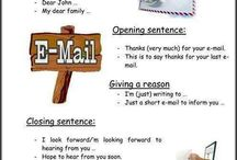Engelska - Writing