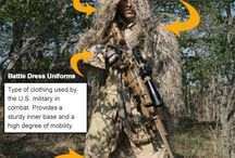 Military Uniforms / by Military Veterans