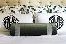 Brown Bedroom Scheme #1