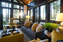 Living Room / 2014 Living Room trends and ideas