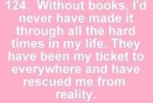 Books etc. / by Sandra Johnson