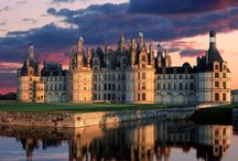 French Chateaux / Great Big French Castles - coooool!