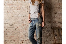 Cool denim / by Kathleen Roland