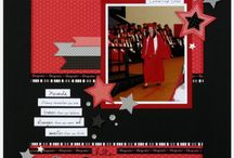 Scrapbook Ideas - Graduation / by Diane Jones