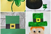 St.patrick's day crafts