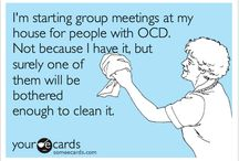 Wishing I was OCD instead of ADD / by Jennifer Russo
