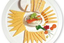 Schärdinger Käseplatten / Hier gibt es Ideen zu verschiednen Schärdinger Käseplatten. Guten Appetit!