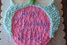 cakes / by Julie Spomer