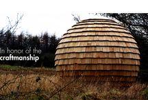 Archinest - Architecture / Små rum i naturen.