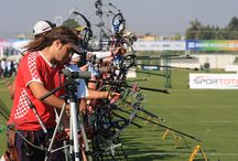 World Archery Championship 2013 / World Archery Championship 26 September - 06 October at  Papillon Sports Center. 450 sportsman from 77 countries.