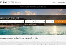 Regency Yacht Vacations / Pin ideas for website style, brand concept for new logo, marketing ideas, design ideas, whatever you think will fit the Regency brand