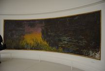 Musée de l'Orangerie / Les Nymphéas de Monet