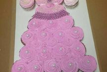 Birthday cake, cupcakes, cakes,  bars & waffles
